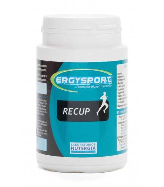ERGYSPORT RECUP 60cap