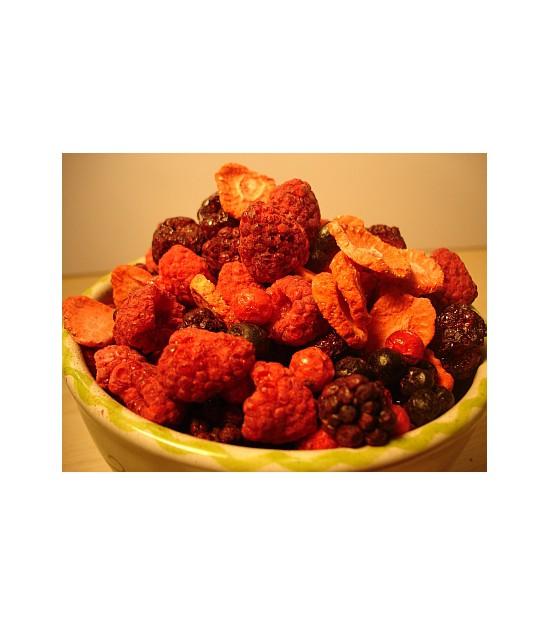 Fruta Roja Liofilizada - Mix 50gr