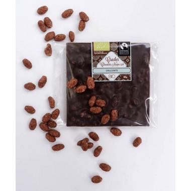 Cracker Chocolate NEGRO 30 g Isabel