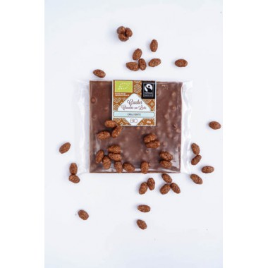 Cracker Chocolate con LECHE 30 g Isabel
