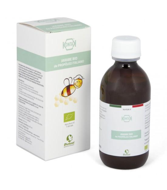 Propolis JARABE adultos 150 ml. Kontak
