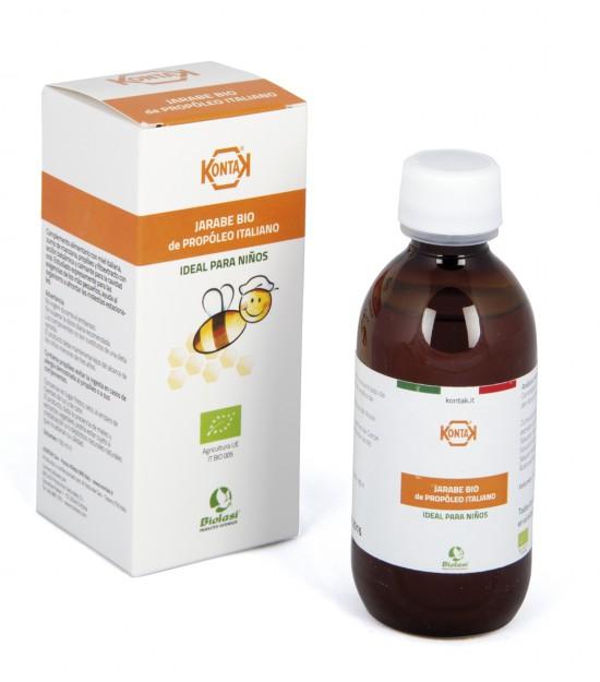 Propolis jarabe niños 150 ml. Kontak