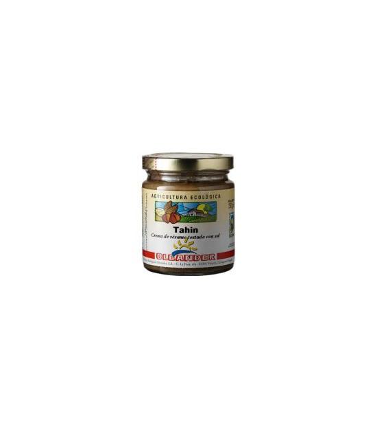 TAHÍN BLANCO Crema sésamo crudo 210 g. Oleander