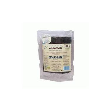 Alga WAKAME 100 g. Algamar
