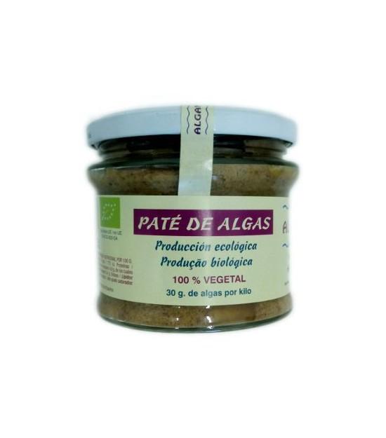 Pate de ALGAS 200 g. Algamar
