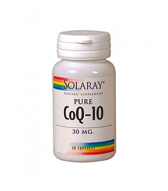 CoQ-10 30 mg. 30 cáps. Solaray