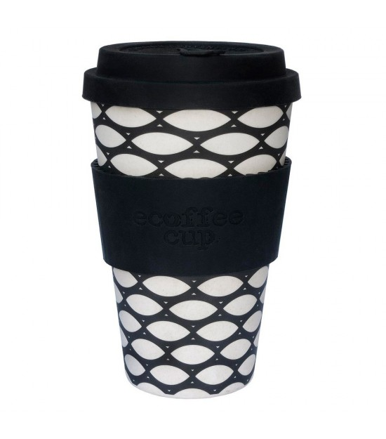 Vaso de bambú BASKETCASE 400 ml