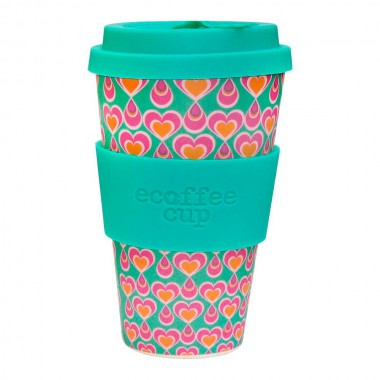 Vaso de bambú ITCHYKOO 400 ml