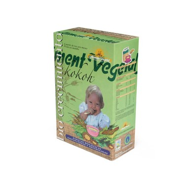 Papilla KOKOH 400 g. Aliment Vegetal