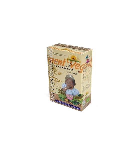 Papilla 7 CEREALES 400 g. Aliment Vegetal