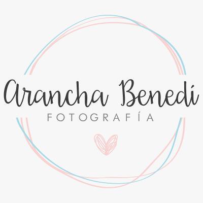 Logo Arancha Benedí - Fotógrafa