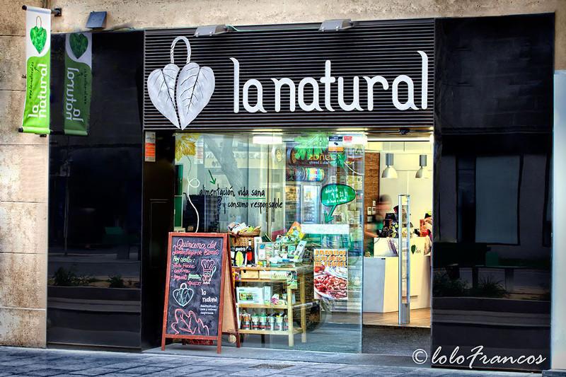 675250f5498 Tienda zaragoza Fernando el Católico - La Natural
